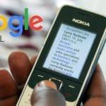 Google réduit son support des feature phones (WAP/WML)