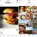Instagram permet de sauvegarder (mettre en favoris) des posts