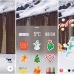 Instagram ajoute des stickers spécialisés pour les vacances sur mobile