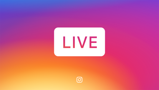 Vidéo Live Stories sur Instagram en France