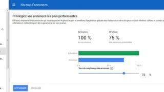 Google Adsense ajoute l'option des niveaux d'annonces pour mieux équilibrer l'affichage et les revenus