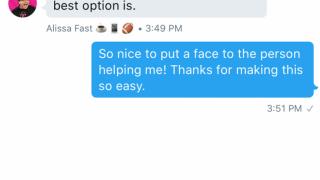 Twitter permet de personnaliser les messages privés d'entreprise.