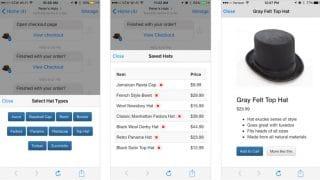 Nouveautés pour l'API 1.4 des ChatBots de Facebook Messenger