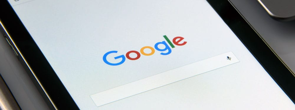 Google et l'analyse des requêtes pour le ranking des pages