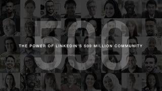 Linkedin atteint les 500 millions d'utilisateurs actifs dans le monde (200 pays)