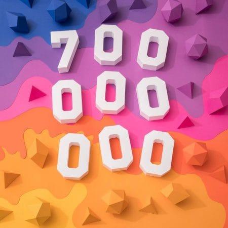 Instagram dépasse les 700 millions d'utilisateurs actifs