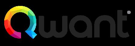 Logo du moteur de recherche Qwant