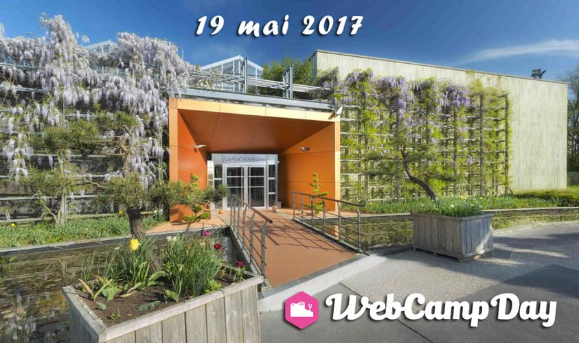 Web Camp Day d'Angers le 19 mai 2017