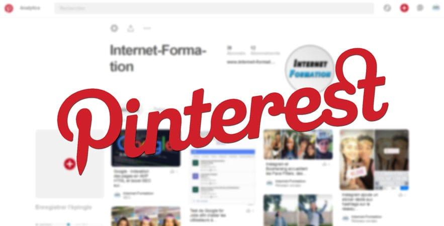 Pinterest ajoute de la publicité grâce à l'intelligence articielle et la reconnaissance visuelle (formes, couleurs...)