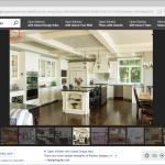 Bing Visual Search : déclencher la recherche au sein d'une image