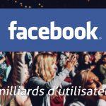 Facebook dépasse les 2 milliards d'utilisateurs actifs par mois