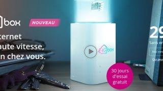 Présentation de la 4G Box de Bouygues Telecom
