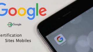 Certification Google Sites Mobiles : 3 raisons de la passer