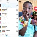 Instagram affiche les réponses aux Stories dans Direct