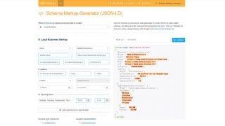 Générateur de données structurées Schema.org en JSON-LD pour le SEO