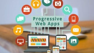 Progressive web apps de Google