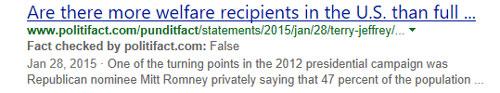 Fact checking de Bing (vérification des faits) dans les SERP