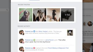 Aperçu du profil des membres d'un groupe Facebook