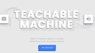 Google lance la Teachable Machine et deeplearn.js pour montrer ce qu'est le machine learning