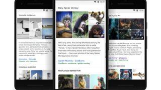 Google propose des recherches relatives pour les Featured snippets