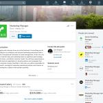 Salary Insights dans le réseau social Linkedin