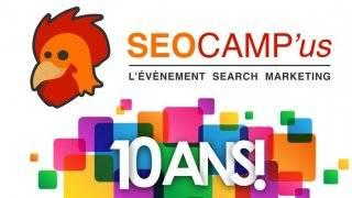 SEO Camp'us 2018 à Paris : plein de conférences SEO de haut niveau