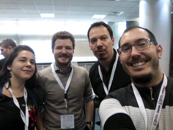 Quand le journal du Net rencontre Vincent Courson, Fabien Raquidel et Mathieu Chartier au SEO Campus de Paris 2018