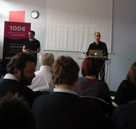 Vincent Terrasi et Rémi Bacha d'OVH parlent de machine learning