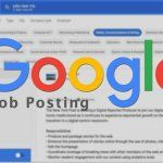 Google Job Posting (offres d'emploi)