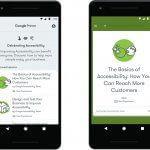Google Primer, l'application qui aide les entreprises à rendre leurs sites web accessibles à tous (handicap)