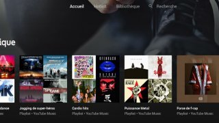 YouTube Musique arrive en France