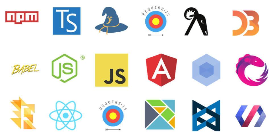 Frameworks Javascript (full JS ou non)