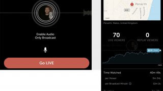 Twitter et Periscope propose des live audio (streams et podcasts)