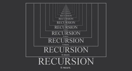 Introduction à la récursivité (récursion) en PHP avec des objets et tableaux multidimensionnels à parcourir
