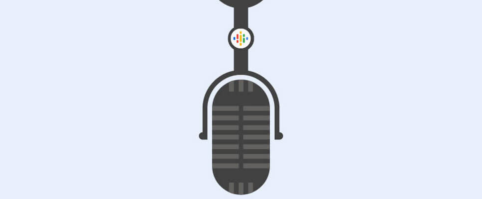Google Podcasts Creator program