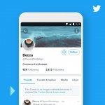 Twitter affiche un message sur les tweets supprimés après signalement