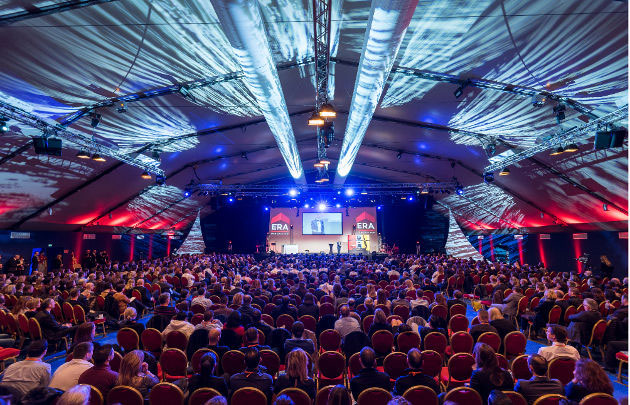 Lieu des conférences de l'événement Search Y à Paris (Disneyland)