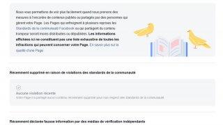 """Facebook ajoute un onglet """"Qualité de la page"""" pour plus de transparence"""