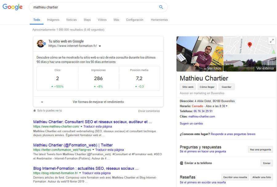 Comment géolocaliser une recherche Google dans un autre pays et une autre langue ?